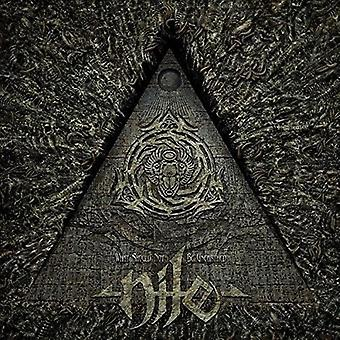 Nile - What Should Not Be Unearthed [CD] USA import