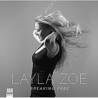 Layla Zoe - Breaking Free [Vinyl] USA import