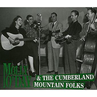 Molly O'Day & the Cumberland Mountain Folks - Molly O'Day & the Cumderland F [CD] USA import