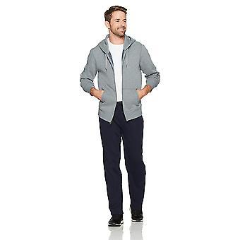 Essentials Men's Fleece Sweatpants, Navy, Medium, Navy, Size Medium