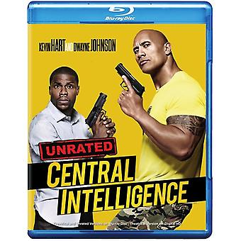 Central Intelligence [Blu-ray] USA import