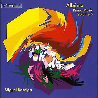 I. Albeniz - Alb Niz: Piano Music, Vol. 5 [CD] USA import
