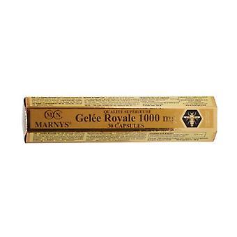 Koninklijke gelei 30 doppen 1000 mg gel