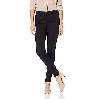Essentials Naiset's Skinny Pant, Musta, 20 Regular
