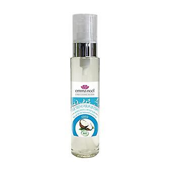 Coconut Dry Body Oil 100 ml of oil