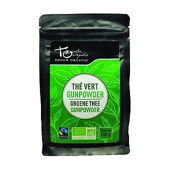 Green Gunpowder Loose Green Tea 100 g