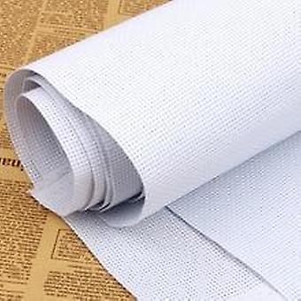 Cross Stitch Fabric Canvas - Diy Handcraft Supplies