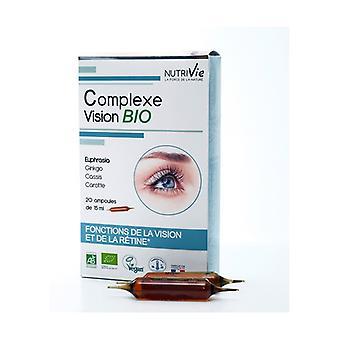 Ampoule - Vision Bio Complex 20 ampoules of 15ml