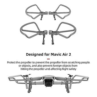 4pcs Propeller Protector Guard Pour Dji Mavic Air 2 Blade Props Wing Fan Cover