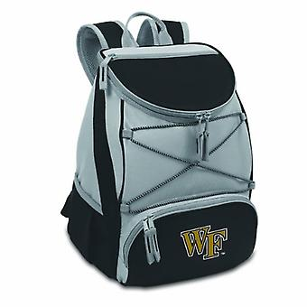 Ptx- Black (Wake Forest Demon Deacons) Digital Print Backpack