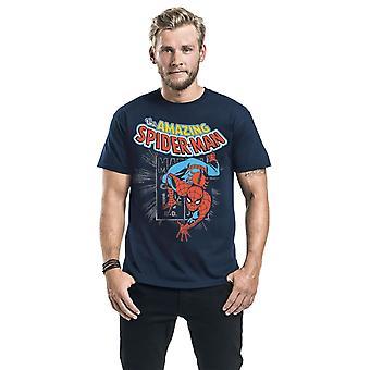 Spider-Man Unisex Adult Amazing T-Shirt