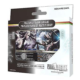 FF TCG Final Fantasy 2-player Starter Set Wraith vs Knight (6 eenheden)
