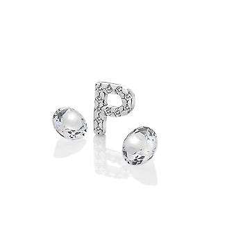 Anais Hot Diamonds Anais Sterling Silver P Charm AC084