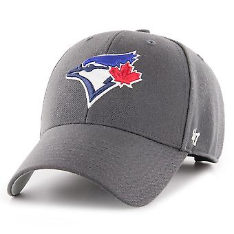 47 Brand Relaxed Fit Cap - MVP Toronto Blue Jays charcoal
