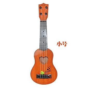 Beginner Classical Ukulele Guitar Educational Musical Instrument Toy