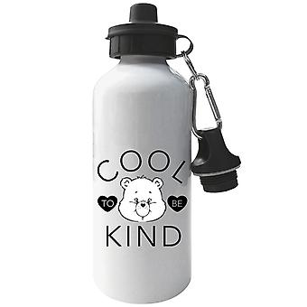 Care Bears Tenderheart Bear Cool To Be Kind Aluminium Sports Water Bottle