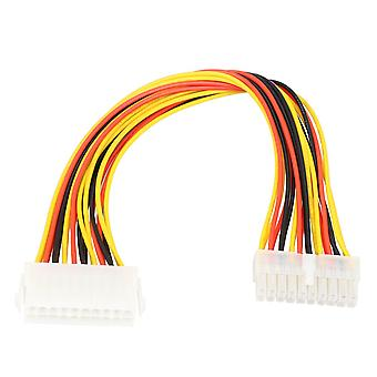 30cm 20Pin Male to 20Pin Female Power Extension Cable Chassis Connector