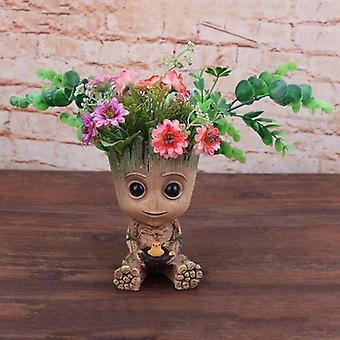 Baby Flower Pot For Home Garden Office Desk