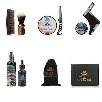 Kit de toilettage 7-en-1 beard care