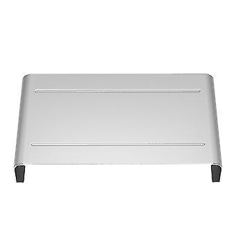 Aluminum Bracket Computer Monitor Stand Base Anti-slip Screen Riser Holder/rack
