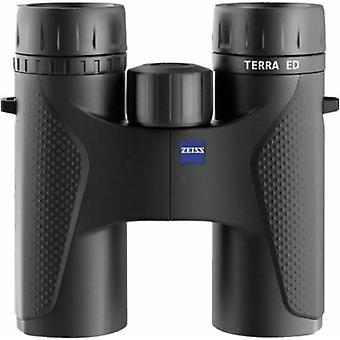 Zeiss Terra ED 10x32 Binoculars (Black/Black) -