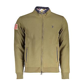 U.S. POLO ASSN. Sweatshirt med lynlås Mænd 60256 52910