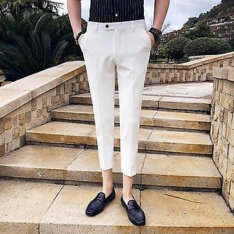 Frühling Sommer Herren Anzug Hose Fashiontrousers