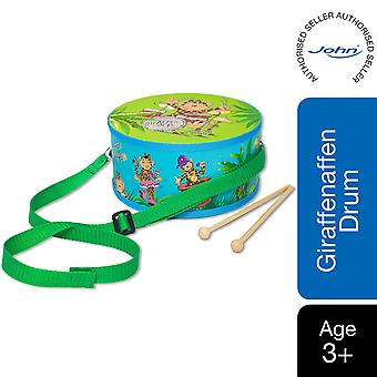 Beluga Giraffenaffen Drum for Children's