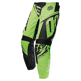 Shot Devo Fast Green Kids MX Pants