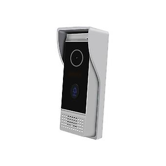Przewodowy dzwonek do drzwi wideo 720p/ahd z szerokim kątem 110 stopni i wodoodporny ip65