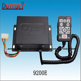 Emergency Car Siren Alarm Amplifiers With Remote For Police, Ambulance