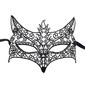 Halloween Lace Woman Mask Sexy Blindfold Masquerade