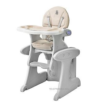 Cadeira+tabela+balançando base+mesa, assento de booster conversível com arreios de 5 pontos,