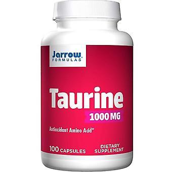 Jarrow Formules Taurine 1000mg Caps 100