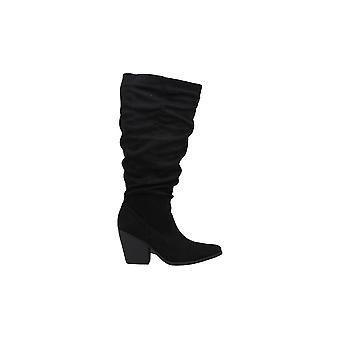 SOUL Naturalizer Women's Mackenzie Knee High Boot, Black wc, 9 M US