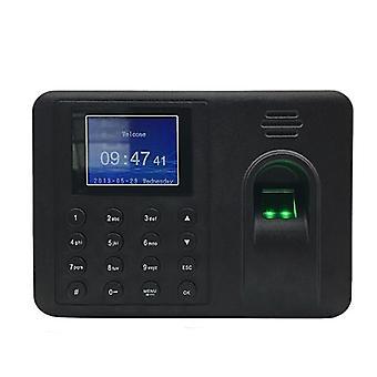 Biometric Fingerprint Time Attendance System, Electronic Machine