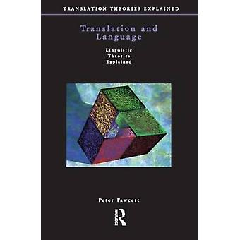 Translation and Language by Peter Fawcett - 9781900650076 Book