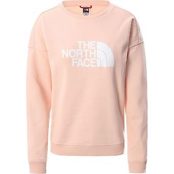 The North Face Drew Peak Crew T93S4GUBF universal all year women sweatshirts