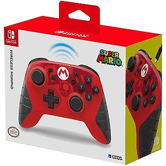 HORI Wireless HORIPAD - Mario Edition for Nintendo Switch