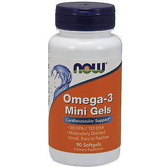 Now Foods Omega-3 Mini Gels Softgels