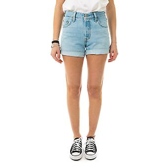 Damen Shorts levi es 501 gerollt kurz 29961-0028