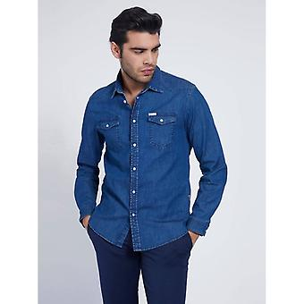 GUESS Truckee Camicia denim - Hunky