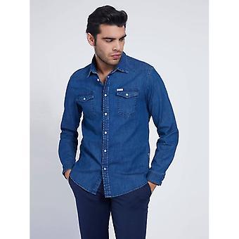 GUESS Truckee Camisa de mezclilla - Hunky