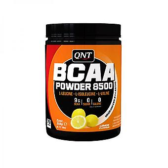 QNT BCAA 8500 Enhanced Energy & Recovery Amino Acid Powder - Lemon