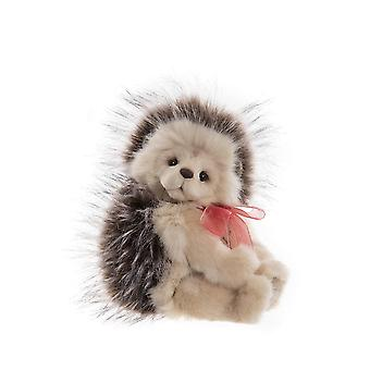 """Charlie Bears Diddle Daddle - Plush Hedgehog - Cuddle Time Exclusive - 11"""""""