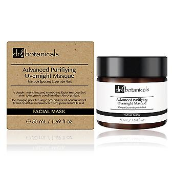 Advanced purifying overnight mask