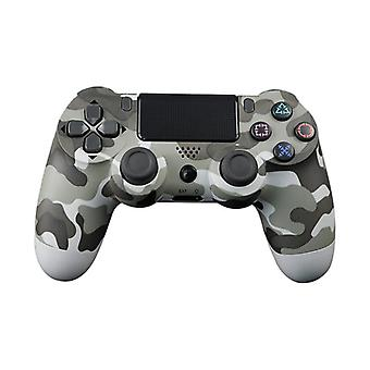 Wireless Joystick Games Console Sony PS4 Controller Bluetooth Vibration Gamepad(camouflage)