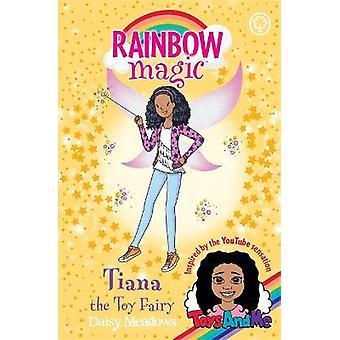 Tiana the Toy Fairy Toys AndMe Special Edition Rainbow Magic