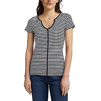 edc av Esprit 031CC1K313 T-Shirt, 400/Navy, M Kvinna