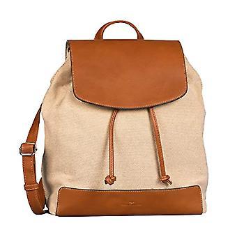 Tom Tailor Ines, Women's Backpack, Mixed Beige, Medium